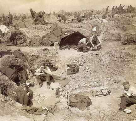 german pows eisenhower death camp 1