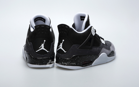 Air Jordan 4 Retro 'Fear Pack' 4