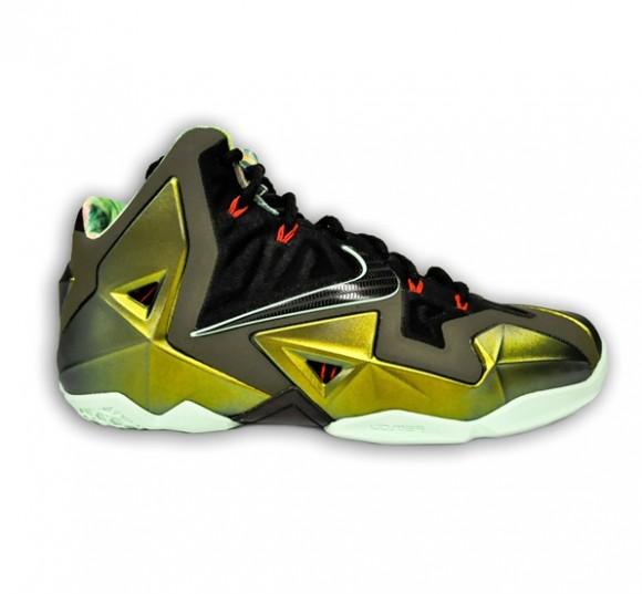 Nike LeBron 11 'Kings Pride' - Available