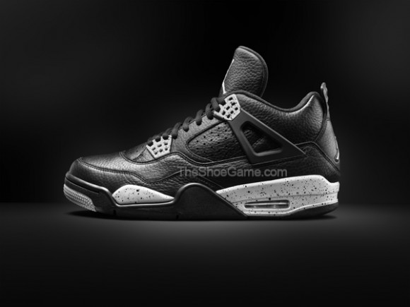 Air Jordan 4 Retro 'Oreo' - Official Look