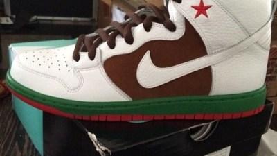Nike SB Dunk High 'Cali' 1