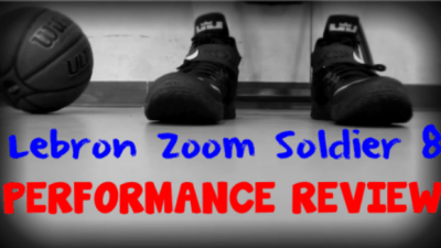 Nike Zoom Lebron Soldier On-Court Performance Test