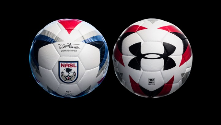 under armour and nasl