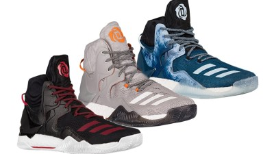 Get a Small Preview of adidas D Rose 7 Colorways Main