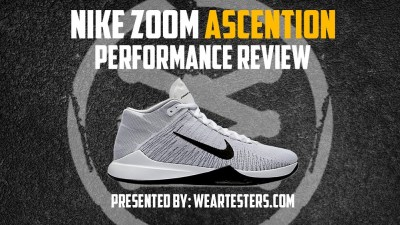 nike zoom ascention performance review 1