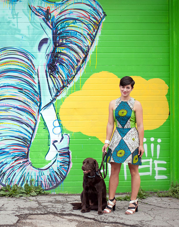 Discovering Murals for New Colorful Photos