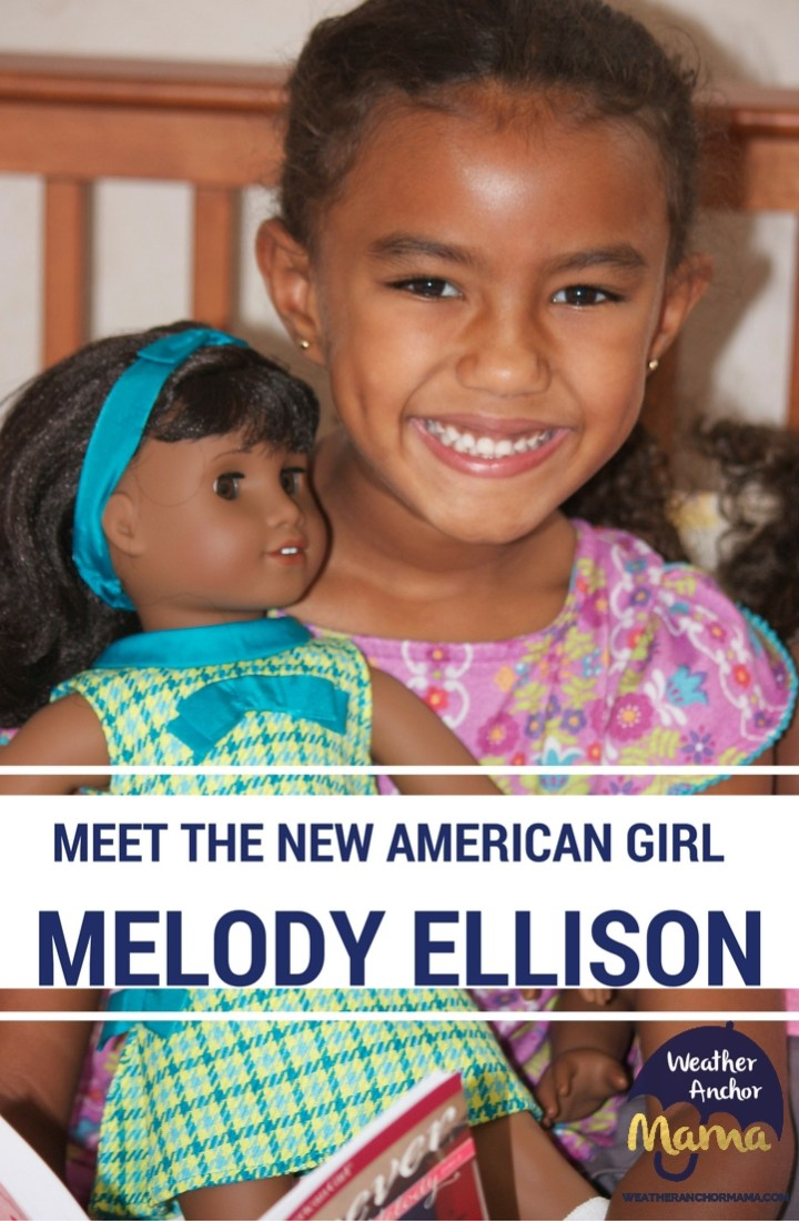 Melody Ellison: Not Your Ordinary American Girl Doll