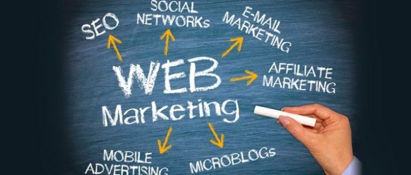5 enjeux du stratégie webmarketing