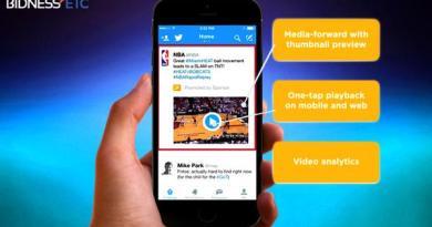 L' AutoPlay media sur Twitter - Lecture automatique des vidéos