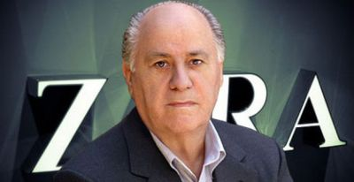 amancio-ortega-zara-fortune :  : TOP 10 des milliardaires les plus riches du monde