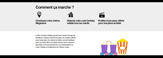orange-cineday-comment-ca-marche-Orange Cineday Comment ça marche : Une place offerte au cinéma