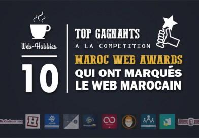 Morocco Web Awards : TOP 10 des gagnants de l'histoire