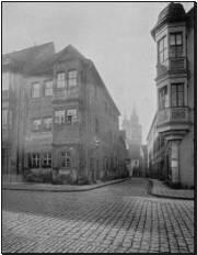 Figure III: Stirner's birthplace, from John Henry Mackay's book Max Stirner: Sein Leben und Sein Werk.