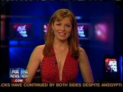 Hot Patti Ann Browne in Sexy Little Red Dress!