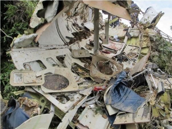 Buddha Air crash: photo: Nepali Times