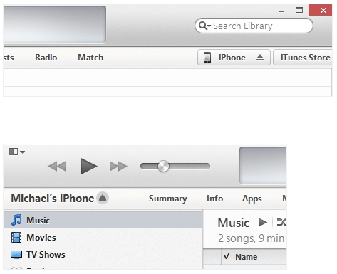 How to copy music files to iPhone without iTunes sync