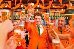 Heineken Chief Oranje Officer