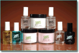 SNS nail care systems image