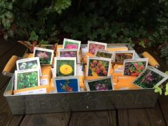 store seeds
