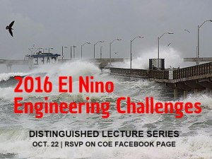 El Nino Engineering Challenges