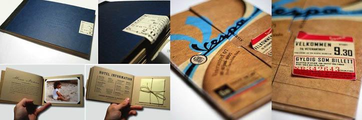 12の注目に値するパンフレットデザイン