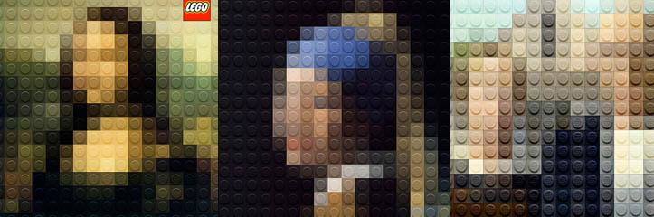 レゴアート