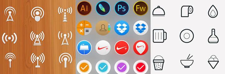 フロントエンドデベロッパー&デザイナーのための50の素晴らしいフリーアイコンセット