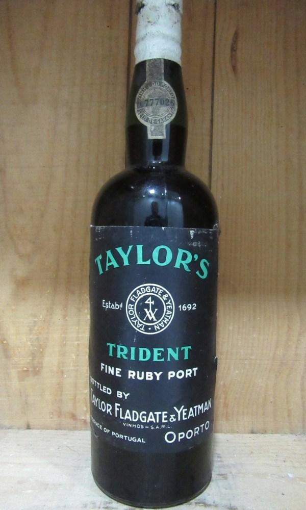 VP Taylor's Trident FineRuby _1