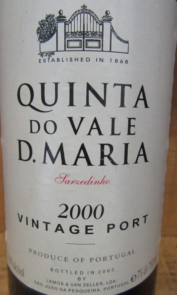 VP QªValeDMaria Vintage 2000_2
