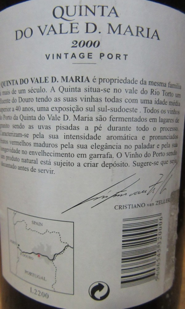 VP QªValeDMaria Vintage 2000_4