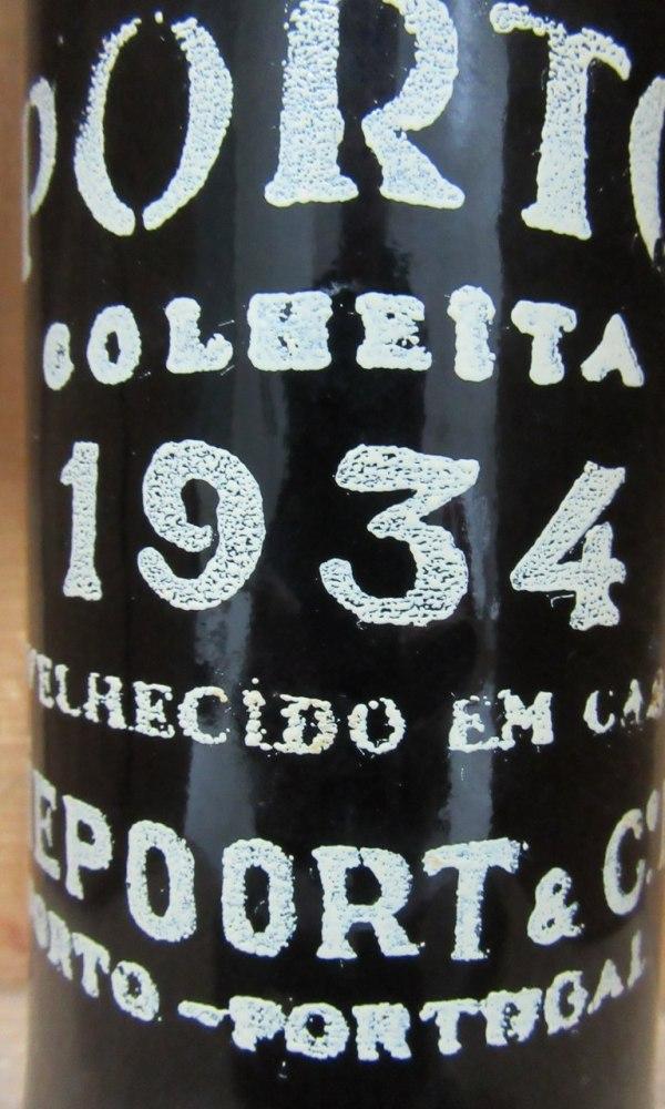 VP Niepoort Colheita 1934 eng 1970 _2
