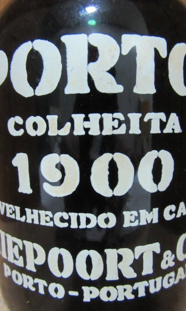 VP Niepoort Colheita 1900 _2