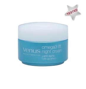 Venus Omega3 Lift Night Cream Testbericht