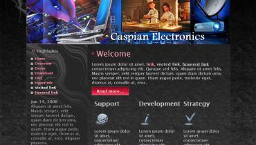 Caspian Electronics