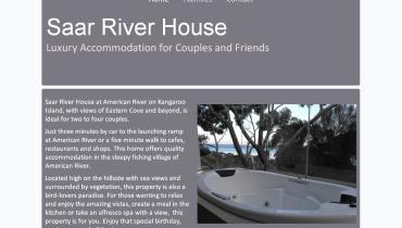 Saar River House