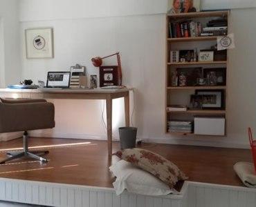 convertir habitacion de invitados en oficina - 12