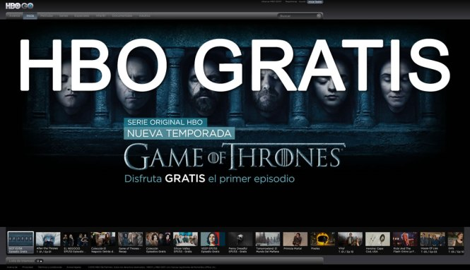 youtube hbo gratis promocion