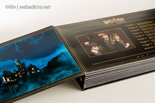 review bluray harry potter hogwarts collection-7473