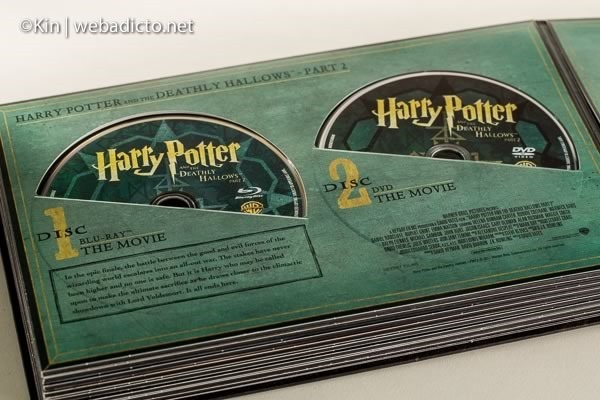 review bluray harry potter hogwarts collection-7485