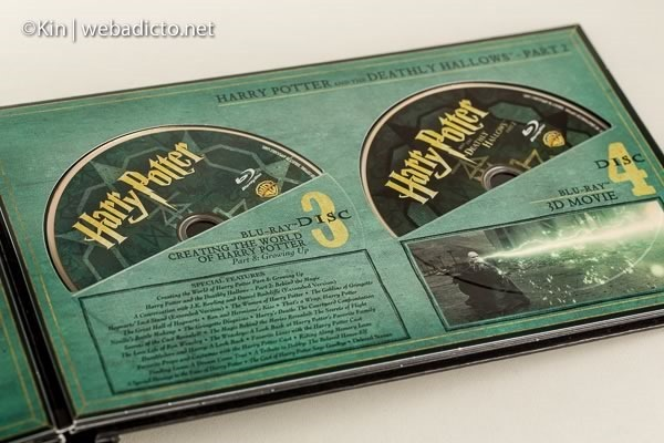 review bluray harry potter hogwarts collection-7488