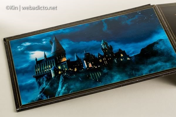 review bluray harry potter hogwarts collection-7498