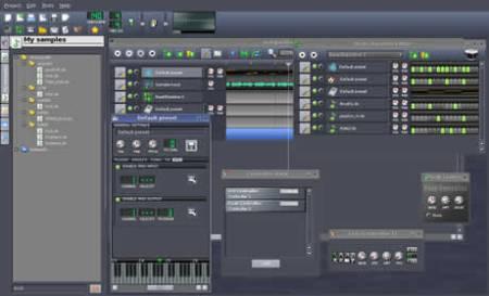 Programas para musica, LMMS