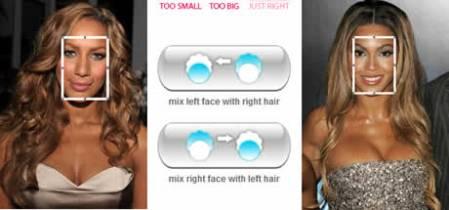 Cortes de cabello virtuales en HairMixer