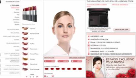 Cambio de look online con MaryKay