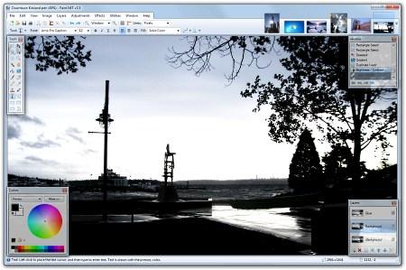 Abre tus archivos PSD con un plugin para Paint.net