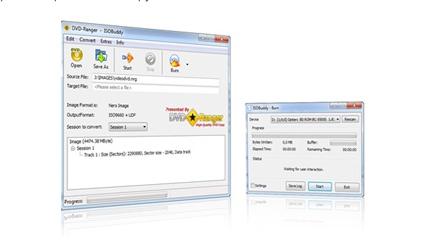 Crear una imagen ISO con ISOBuddy