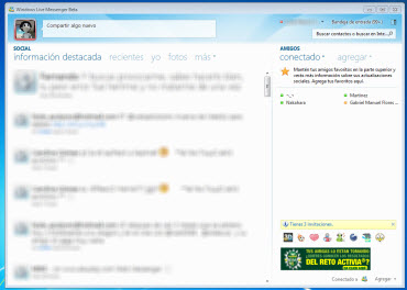 Windows Live Messenger Beta