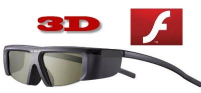 Flash soportará 3D