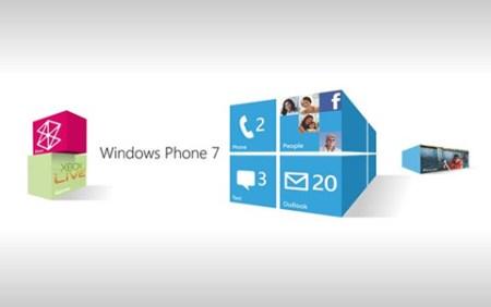 Fondos de escritorio de Windows Phone 7