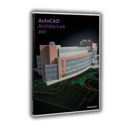 autocad architecture 2012 Autodesk lanza AutoCAD 2012